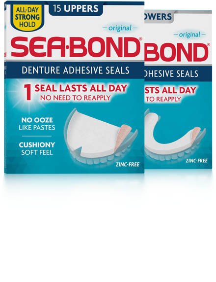 Sea-Bond Seals